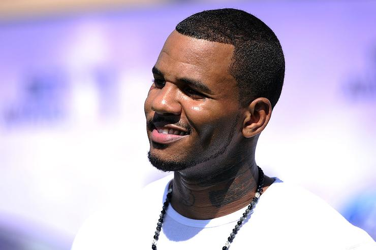 Rapper Game arrives at the BET Awards '11 held at the Shrine Auditorium on June 26, 2011 in Los Angeles, California.