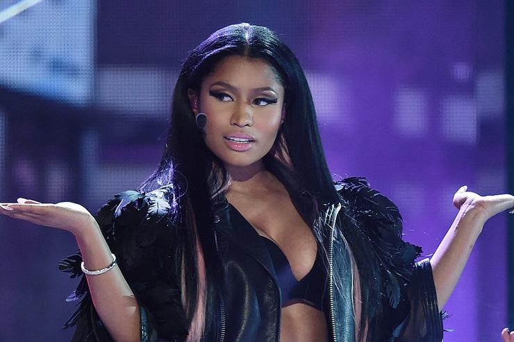 Nicki Minaj performs during the 2015 Billboard Music Awards at MGM Grand Garden Arena on May 17, 2015 in Las Vegas, Nevada.