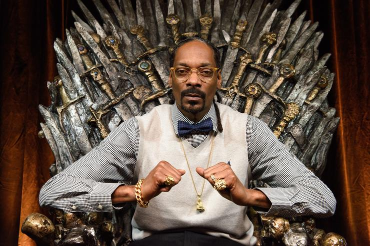 Snoop Dogg Catch The Throne Event At SXSW