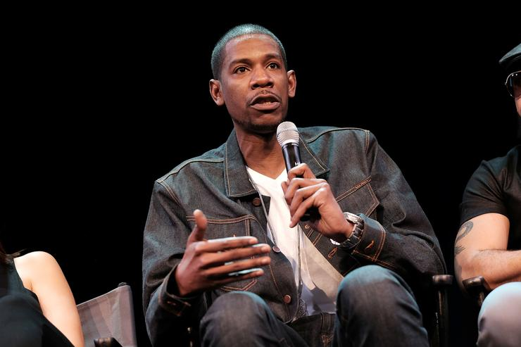Young Guru' Keaton attends the Hacking The Note: How Music & Tech Shape Us