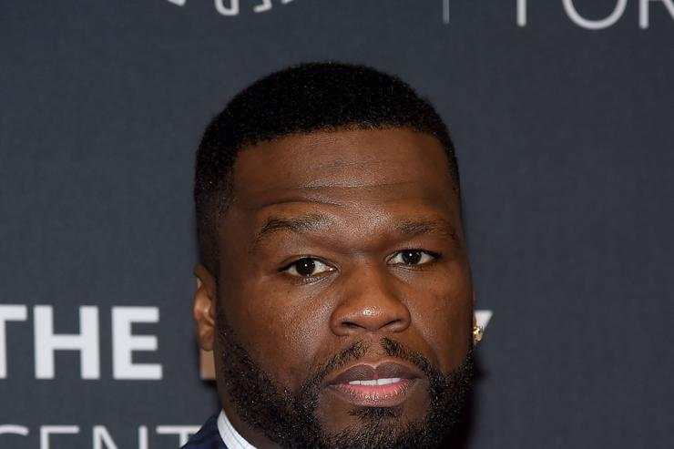 Curtis '50 Cent' Jackson attends the PaleyLive NY Presents An Evening With The Cast And Creative Team Of 'Power'