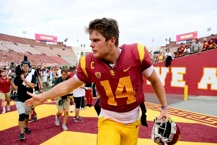 Sam Darnold 2017 College Football