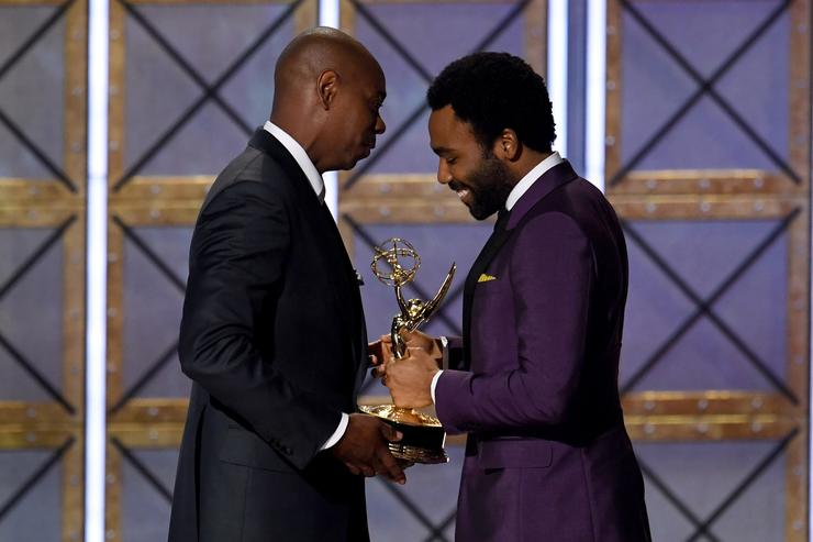 Donald Glover Wins Directing Emmy for 'Atlanta'
