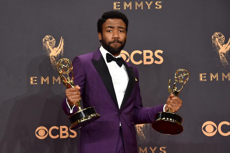 Donald Glover Wins 2 Emmys, Breaks Record