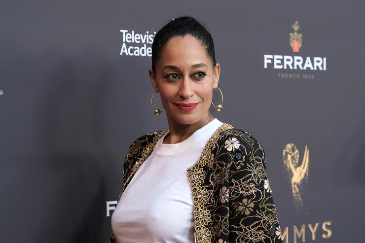 Actress Tracee Ellis Ross attends the Television Academy's Performers Peer Group Celebration at The Montage Beverly Hills on August 21, 2017 in Beverly Hills, California.
