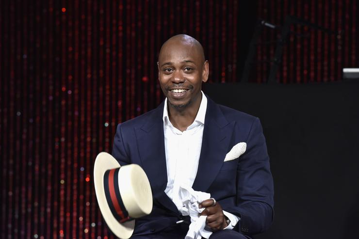 Dave Chappelle Receives the Key to Washington DC