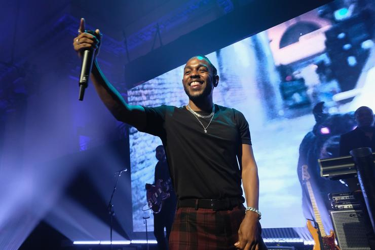 Kendrick Lamar Announces 'DAMN' European Tour Dates