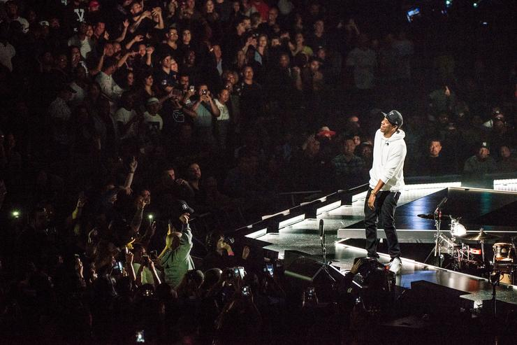 Jay-Z's 4:44 Tour Is His Highest Grossing Solo Tour Ever