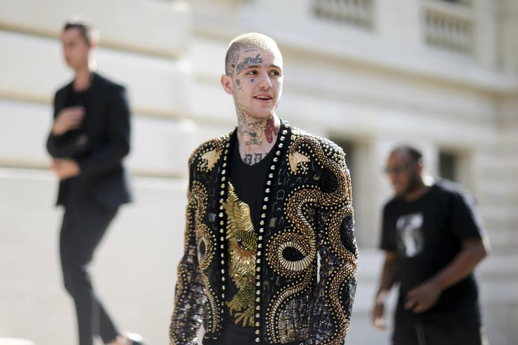 Fentanyl-Laced Drugs May've Played A Part In Lil Peep's Untimely Death