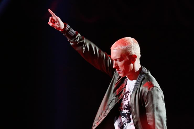 Eminem's 'Revival' Album Gets an Official Release Date