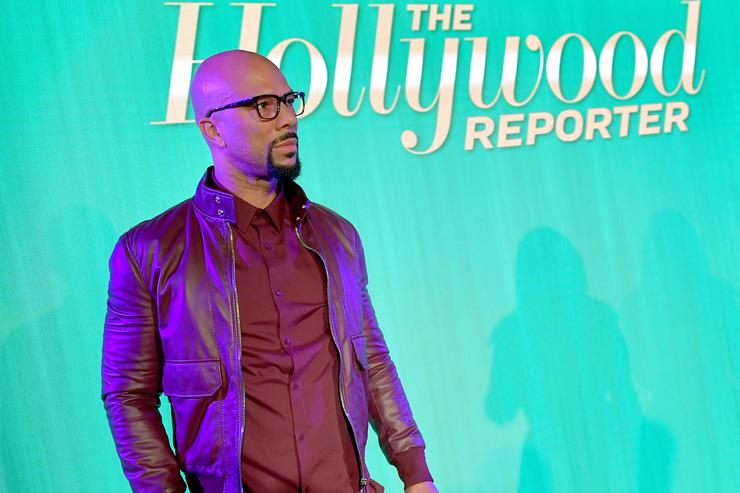 Common performs onstage during The Hollywood Reporter 6th Annual Nominees Night at CUT on February 5, 2018 in Beverly Hills, California