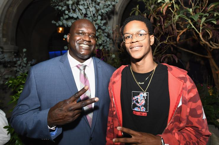 Shaq's Son Shareef O'Neal De-Commits From Arizona Amid Scandal