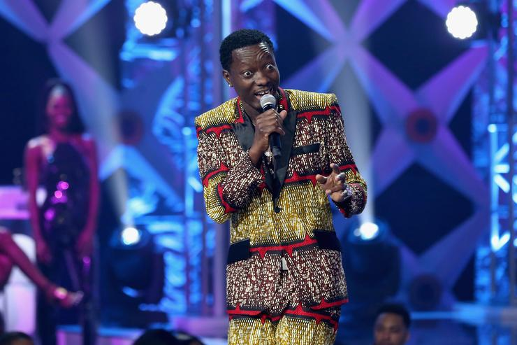 Michael Blackson BET