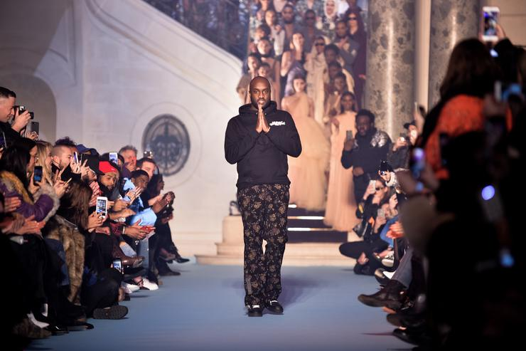Louis Vuitton names Virgil Abloh as its new menswear designer