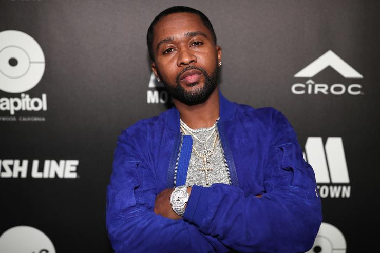 Zaytoven attends 'All-Star Weekend Kick-Off Party' at Capitol Records Tower on February 15, 2018 in Los Angeles, California