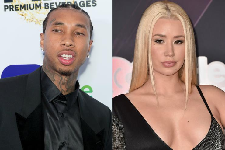 Is Iggy Azalea Dating Kylie Jenner's Ex, Tyga?