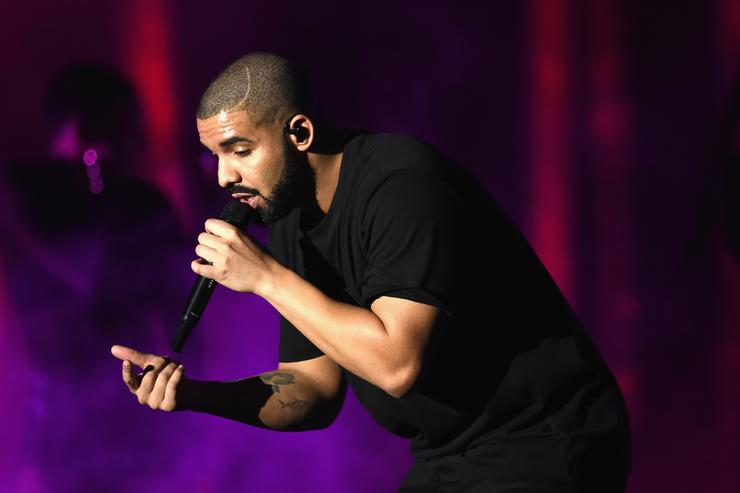 Recording artist Drake performs onstage at the 2016 iHeartRadio Music Festival at T-Mobile Arena on September 23, 2016 in Las Vegas, Nevada. (