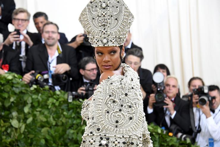 Don't Ask Rihanna About the Royal Wedding