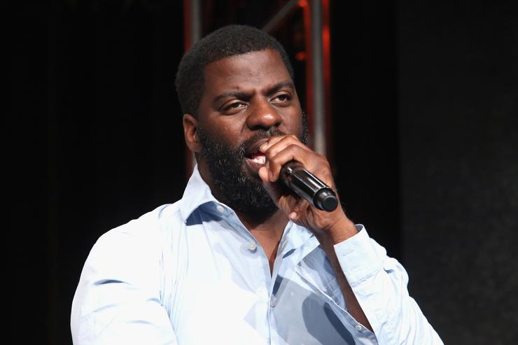 Kim Kardashian blasts rapper Rhymefest after Kanye West spat