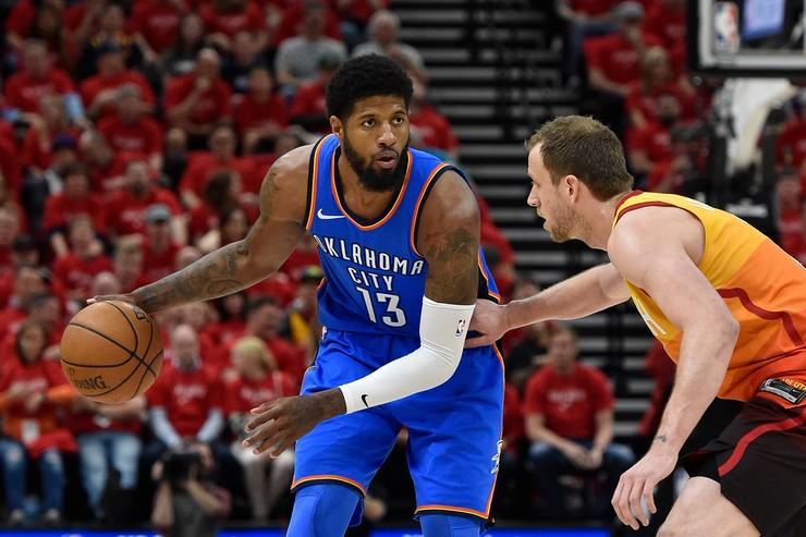Re-signing Paul George was one pricey proposition for the Thunder (Sportsnaut)