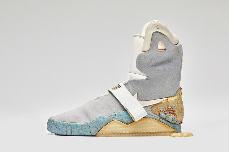 The Original Nike Air Mag Just Sold For Over $90,000
