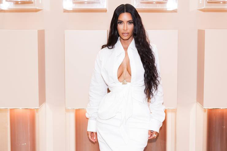 Kim Kardashian: Trump 'Has Done Something Amazing'