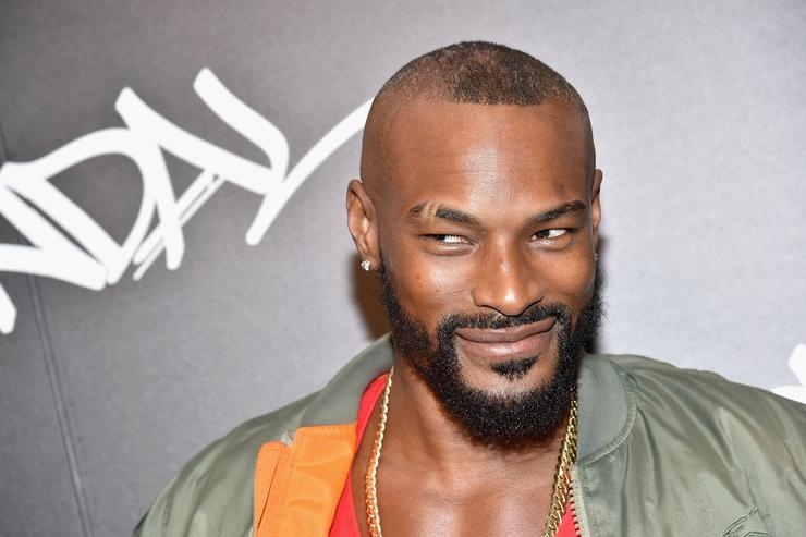 Tyson Beckford attends VANDAL Grand Opening in New York City on January 15, 2016 in New York City