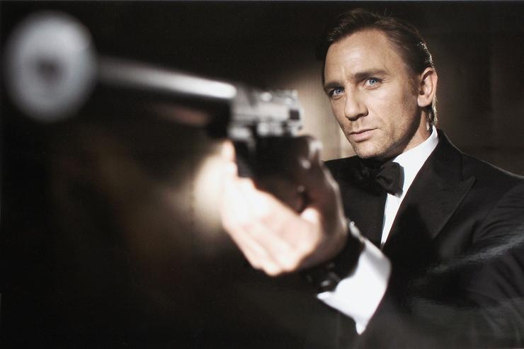 Release of 25th James Bond film delayed following Danny Boyle's exit