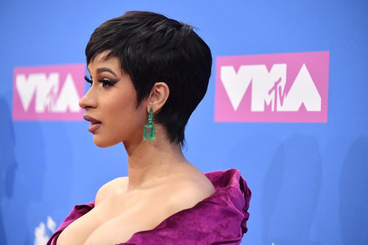 Cardi B Claims Ex-Team Member Posted Transphobic Meme on Facebook