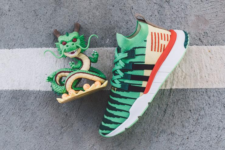 d372e809822 Full Dragon Ball Z x Adidas Sneaker Collection Unveiled