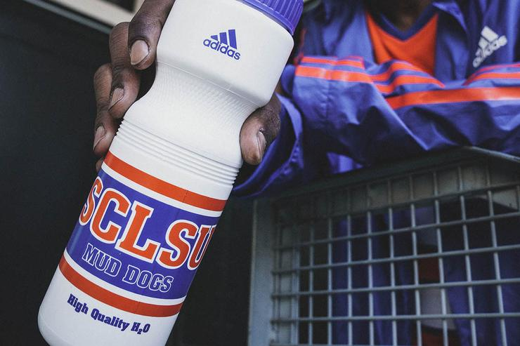 The Waterboy x Adidas