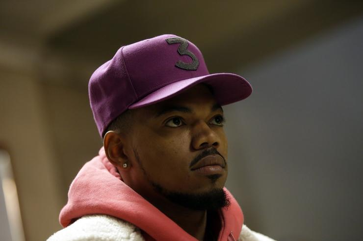 Chance the Rapper Says Working With R. Kelly Was a