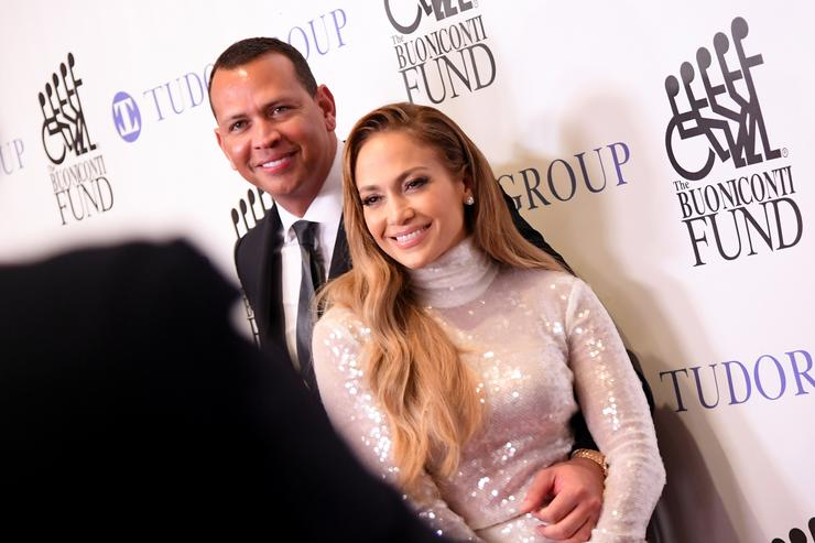 She said yes: A-Rod reveals engagement to J-Lo