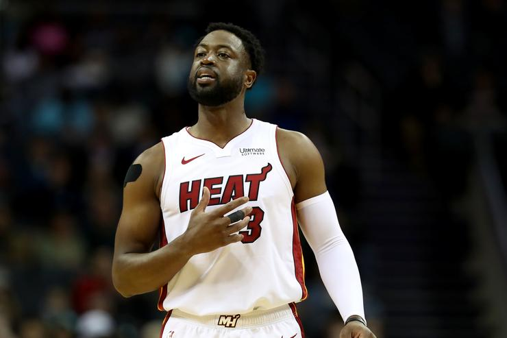 Dwyane Wade Contemplated Quitting During